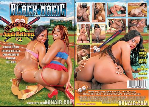 Black Teen Apple Bottoms 4 (2009) DVDRip