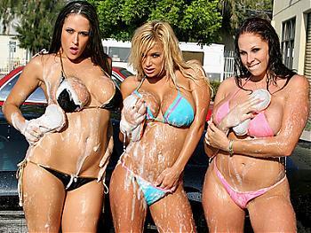 PornStars Like It Big - Shyla Styles, Carmella Bing & Gianna Michaels (2008) DVDRip