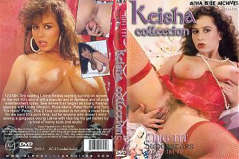 Большие сисяры 80: Коллекция Кейши  /Big Tit Superstar Of The 80: Keisha Collection   (2006) DVDRip