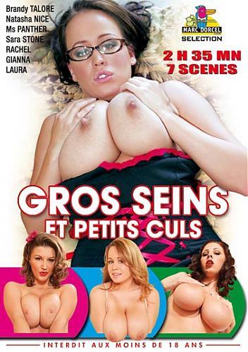 Boob Stravaganza! 6 Disc 2/Gros Seins Et Petit Culs/Французское переиздание / Большие сиськи и маленькие задницы  (Marc Dorcel) (2008) DVDRip