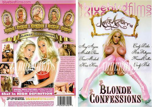 Blonde Confessions / Признания Блондинки (2009) DVDRip