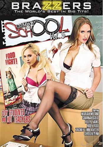 Big Tits At School 5 / Большие сиськи в школе 5 (2009) DVDRip