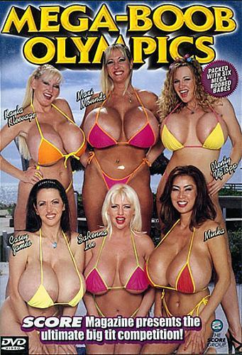 Олимпиада МЕГА-Сисек / Mega-Boob Olympics (2002) DVDRip