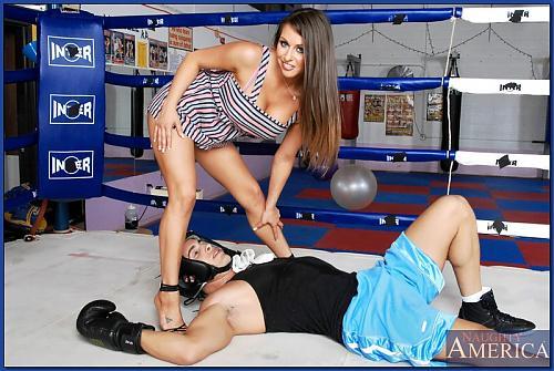 [NaughtyAthletics.com / NaughtyAmerica.com] Rachel RoXXX (2008) DVDRip
