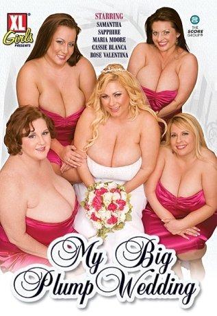 Моя большая сисястая свадьба (2009) DVDRip