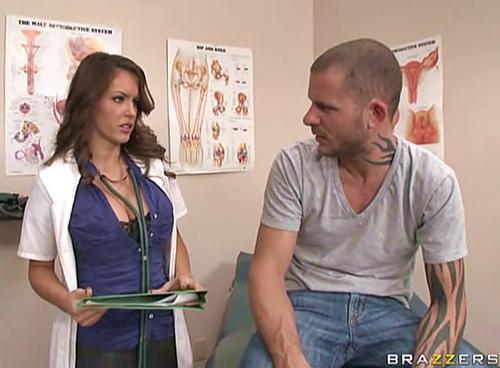 Doctor Adventures - Jenna Presley (2009) SATRip