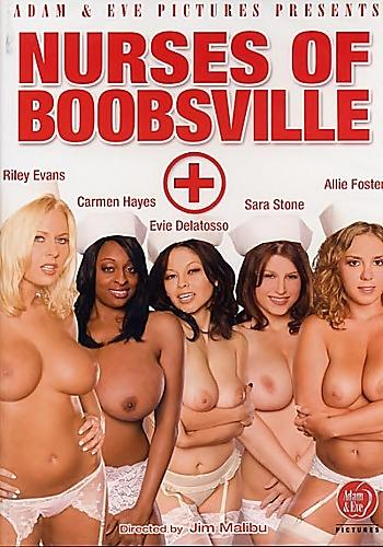 Nurses Of Boobsville (2009) DVDRip