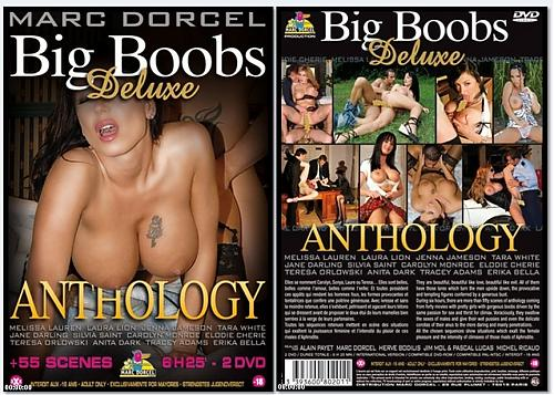 Big Boobs Deluxe Anthology / Антология Больших Прекрасных Сисек (Marc Dorcel) [2008 г., Big Boobs, Compilation, All Sex, DVDRip] (2008) DVDRip