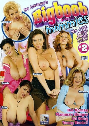 Big Boob Mommies #2 / Большие Сиськи Мамочек #2 (Roy Alexandre, Blue Coyote) [2009 г., Big Titts, Anal, Double Penetration, MILF, All Sex, DVDRip] (2009) DVDRip