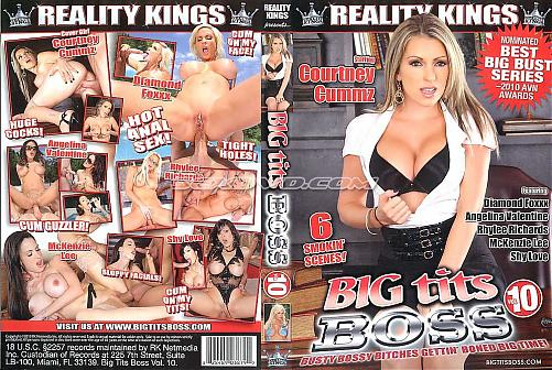 Big Tits Boss 10  (2010) DVDRip