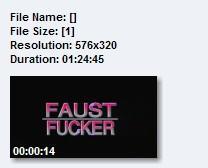 Faust Fucker (1997) DVDRip