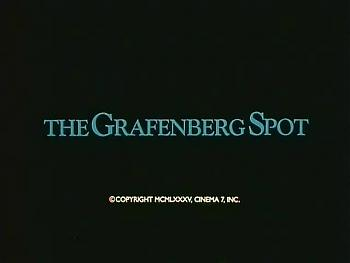 Точка G / The Grafenberg Spot (1985) DVDRip