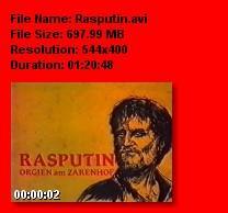 Распутин - Оргии при Царском Дворе (1984) DVDRip