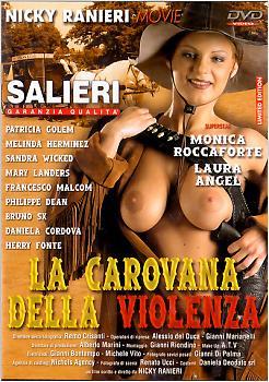 Дикий запад / La Carovana della Violenza  ( Mario Salieri ) (1999) DVDRip