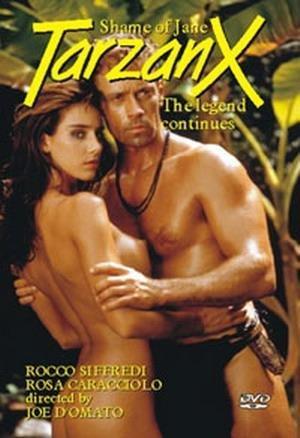 Тарзан Х / Tarzan X (1994) DVDRip