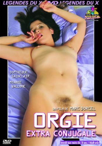 Orgie extra conjugale / Экстра супружеская оргия  (Marc Dorcel) (1981) DVDRip