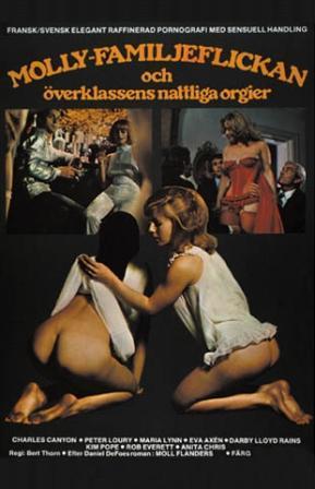 Molly - Familjeflickan / Sex in Sweden / Молли - Наивная девочка (1978) CamRip
