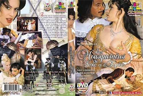 Les Mousquetaires de sexe et d'epee / Мушкетеры - Секс и Меч (Marc Dorcel/Tabu/Top Line) (1999) DVDRip