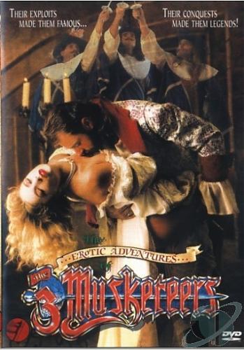 Эротические Приключения Трех Мушкетеров / Erotic Adventures Of The Three Musketeers (1992) DVDRip