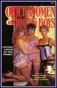 Older Women With Young Boys / Дамы в возрасте с молодыми парнями (1985) SATRip