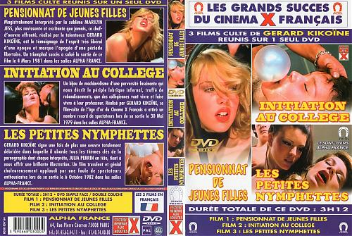 Pensionnat de jeunes filles (1980) DVDRip