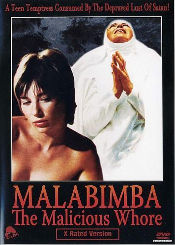 Malabimba / Одержимая бесом (Малабимба - злобная шлюха)  (1979) DVDRip