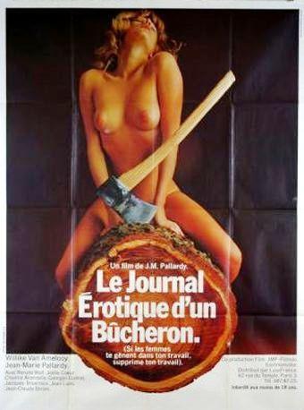 Le Journal Erotique D`Un Bucheron/ Интимный дневник дровосека  (с переводом) (1974) DVDRip