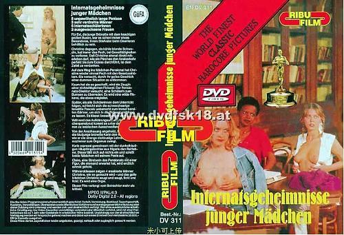 Internatsgeheimnisse Junger Madchen [Ribu Film]/Тайны интерната молодых потаскух. (1981) DVDRip