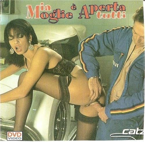 Моя жена дает всем / Mia Moglie Aperta a Tutti (1995) DVDRip