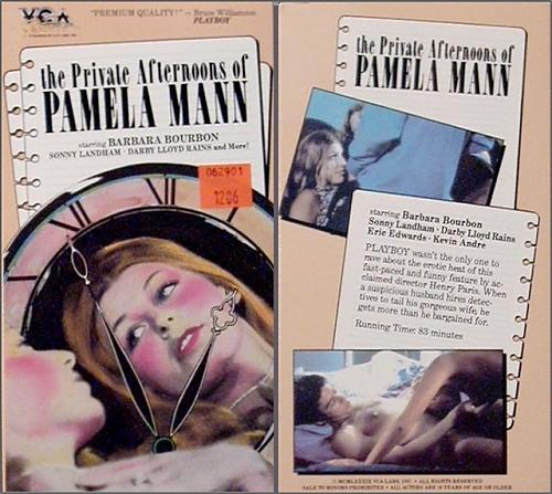 The Private Afternoons Of Pamela Mann (1974) DVDRip