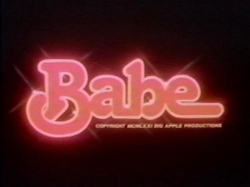 Babe(Samanta Fox. Tara Aire .TiffanyClark) (1982) DVDRip