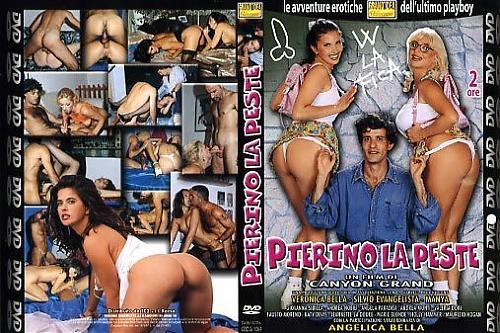 Pierino la peste / Похотливая чума  (1999) DVDRip