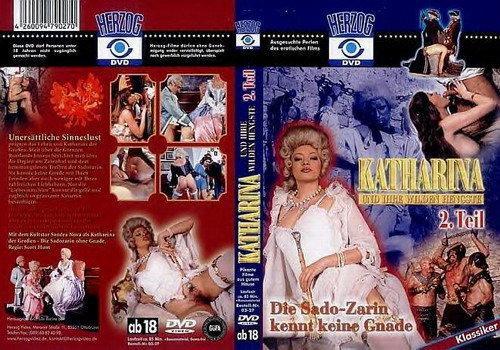 Katharina und ihre wilden HengsteTeil 2 / Екатерина и её жеребцы (часть 2) (1983) DVDRip