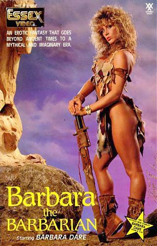 Barbara the Barbarian / Барбара - дочь варваров (1987) DVDRip