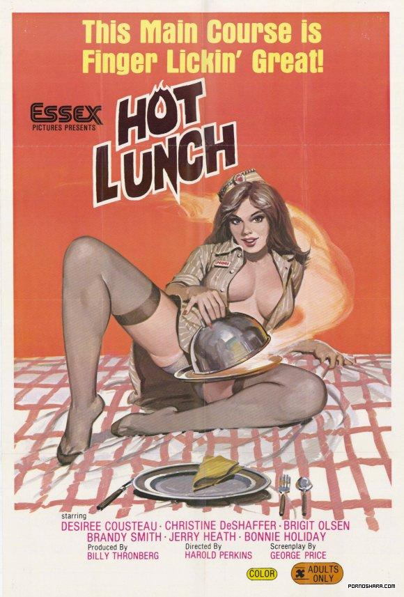 Hot Lunch.Desiree Cousteau / Горячие истории. (1978) DVDRip