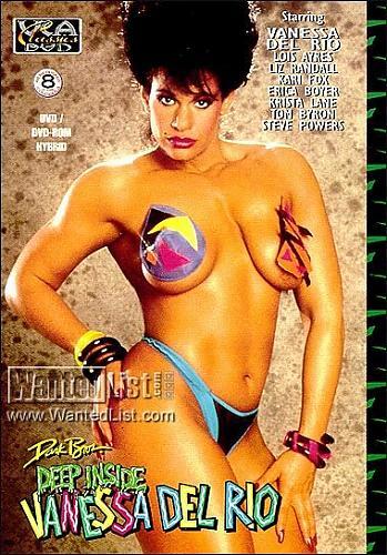 Deep Inside Vanessa Del Rio / Глубоко Внутри.Ванесса Дель Рио (1986) DVDRip