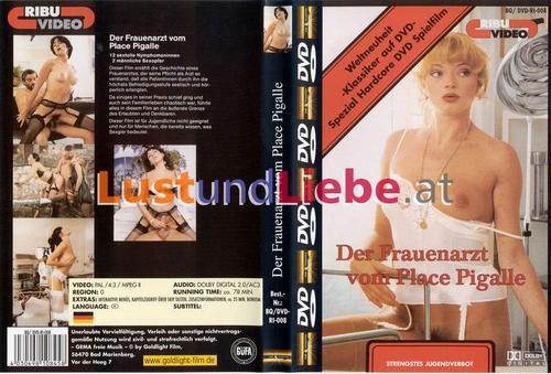 Гинеколог с Пляс Пигаль / Der Frauenarzt vom Place Pigalle (1981) DVDRip