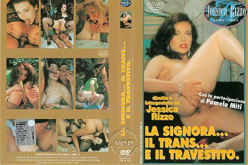 La Signora il Trans e il travestito (1986) DVDRip