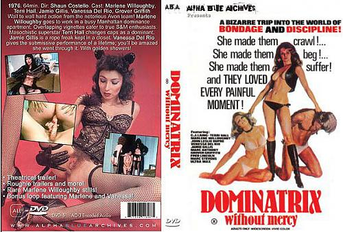 Dominatrix Without Mercy / Доминация Без милосердия (1976) DVDRip