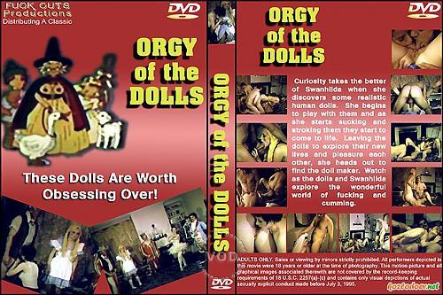 Orgy Of The Dolls / Игрушечные оргии (1973) DVDRip