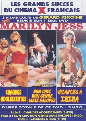 Chaudes Adolescentes / Юные, но уже очень горячие (1981) DVDRip