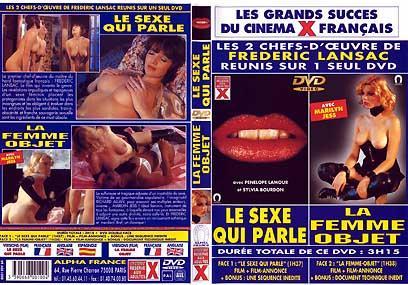 La Femme-Objet / Женщина-робот (1980) DVDRip
