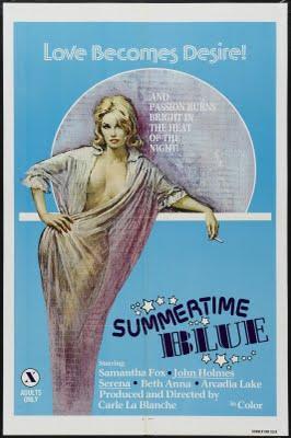 Summertime Blue / Синева летнего Периода (1979) DVDRip