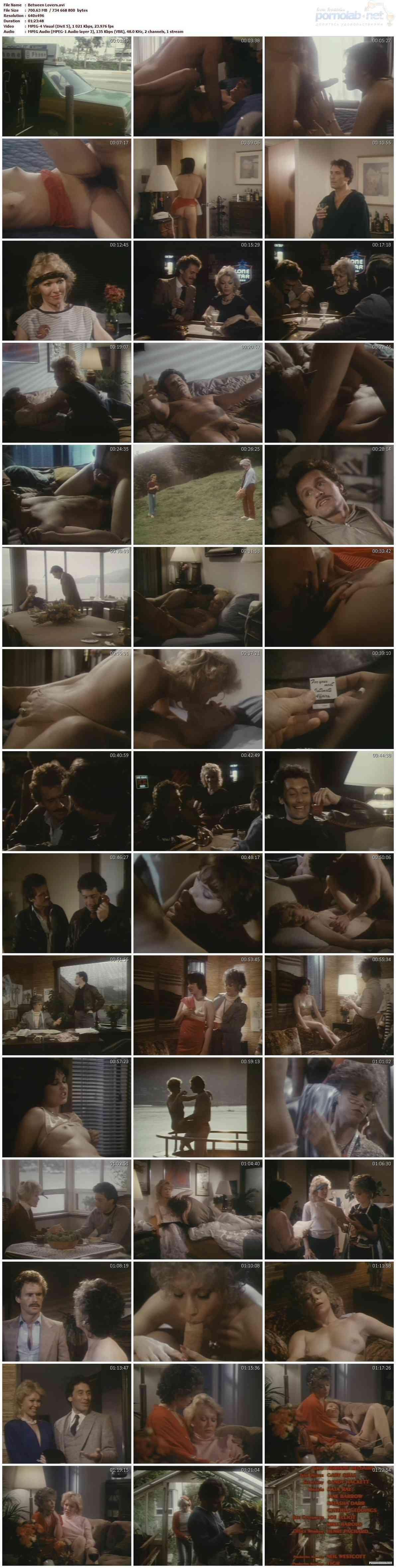 [Classic XXX]Between Lovers (1975) DVDRip