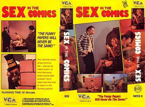 Sex in the Comics / Секс в комиксах (1973) DVDRip