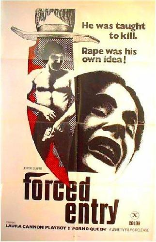 Forced Entry / Вынужденное вторжение (1974) DVDRip