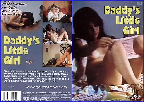 Daddy's Little Girl / Папины дочки (1976) DVDRip