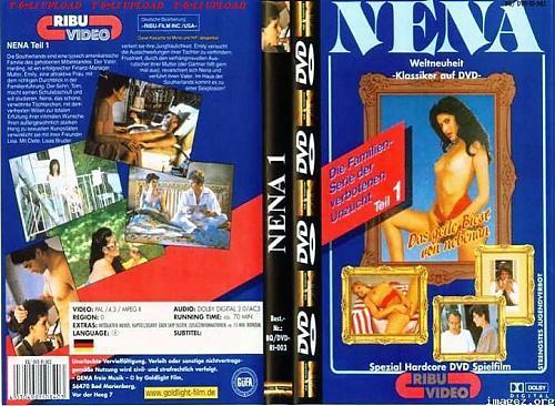 Nena, Das geile Biest Von Nebenan 1-4 / Нена, похотливая бестия 1-4 (1985) DVDRip