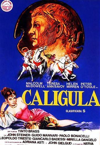 Калигула / Caligula (1979) DVDRip