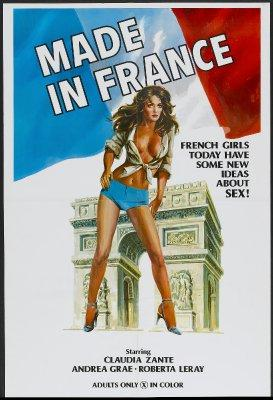 Made in Franse.Il  tait Une Fois La Chatte Mouill / French Romance / Ее страстное безмолвие. (1974) DVDRip